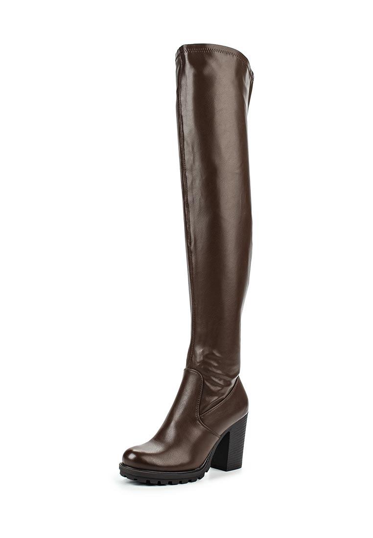 Ботфорты Ideal Shoes E-4835