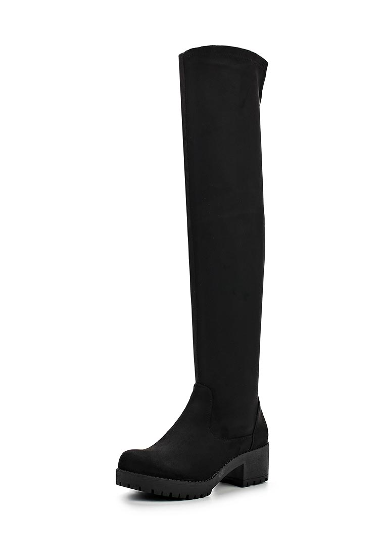 Женские ботфорты Ideal Shoes E-4870