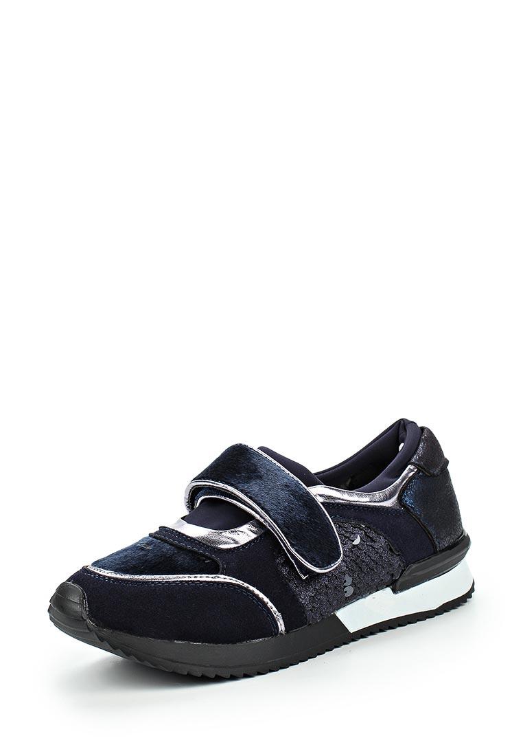 Женские кроссовки Ideal Shoes W-2536