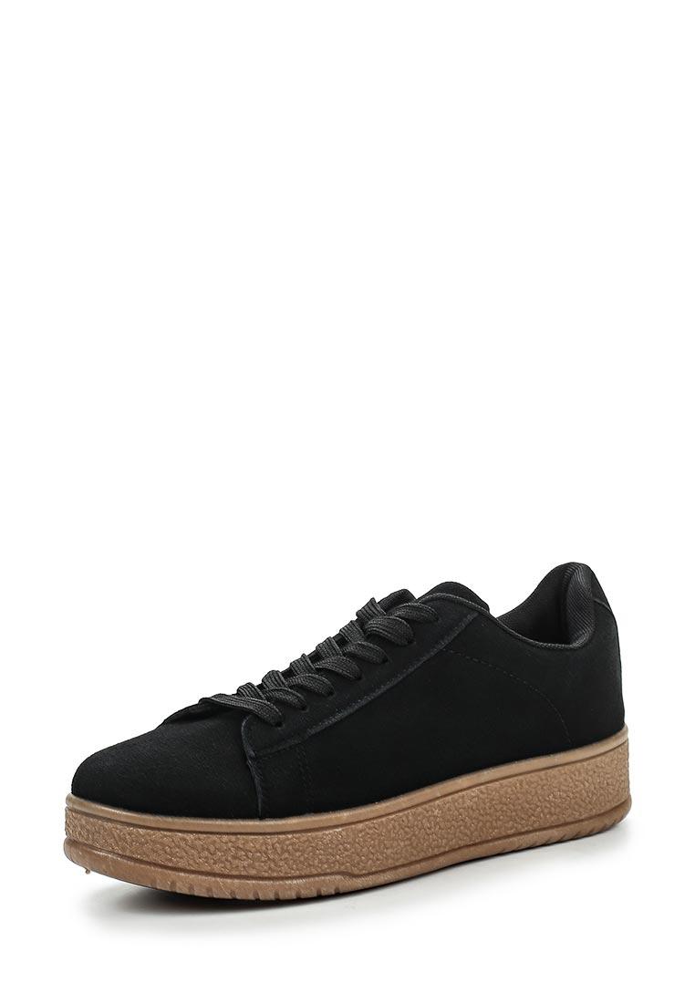Женские кеды Ideal Shoes AL-2586
