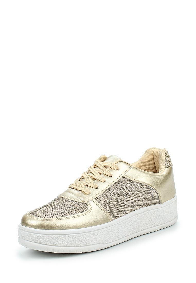 Женские кеды Ideal Shoes AL-2587