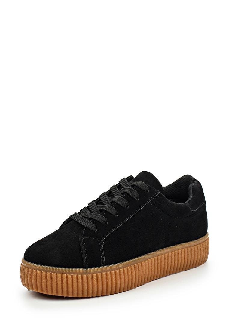 Женские кеды Ideal Shoes W-3040