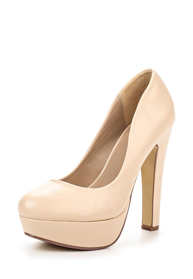 Женские туфли Ideal Shoes A-3922