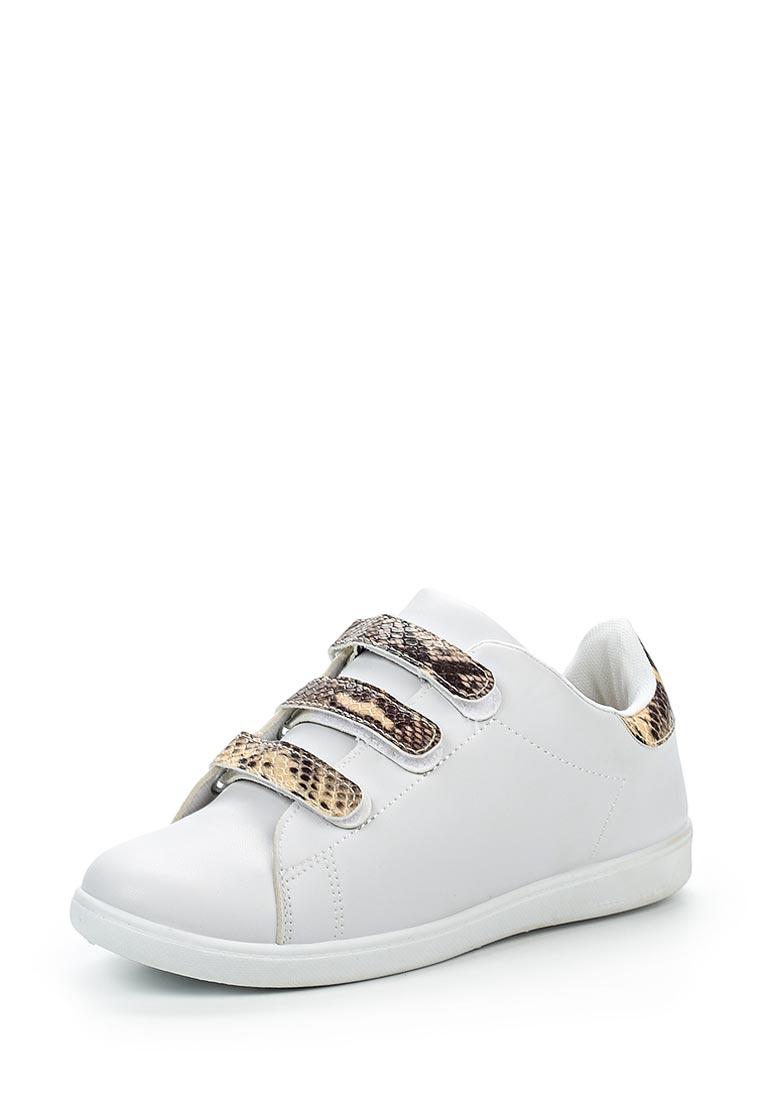 Женские кеды Ideal Shoes AL-2580-1