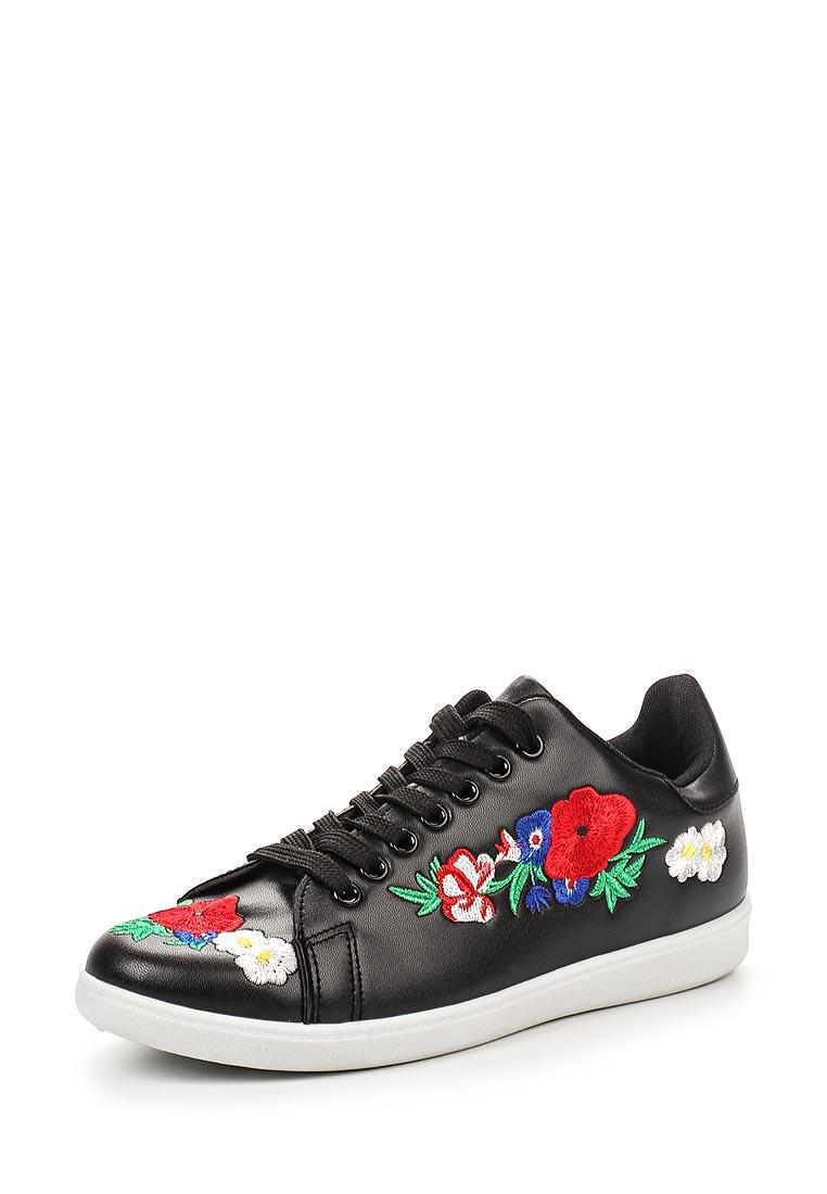 Женские кеды Ideal Shoes AL-5300