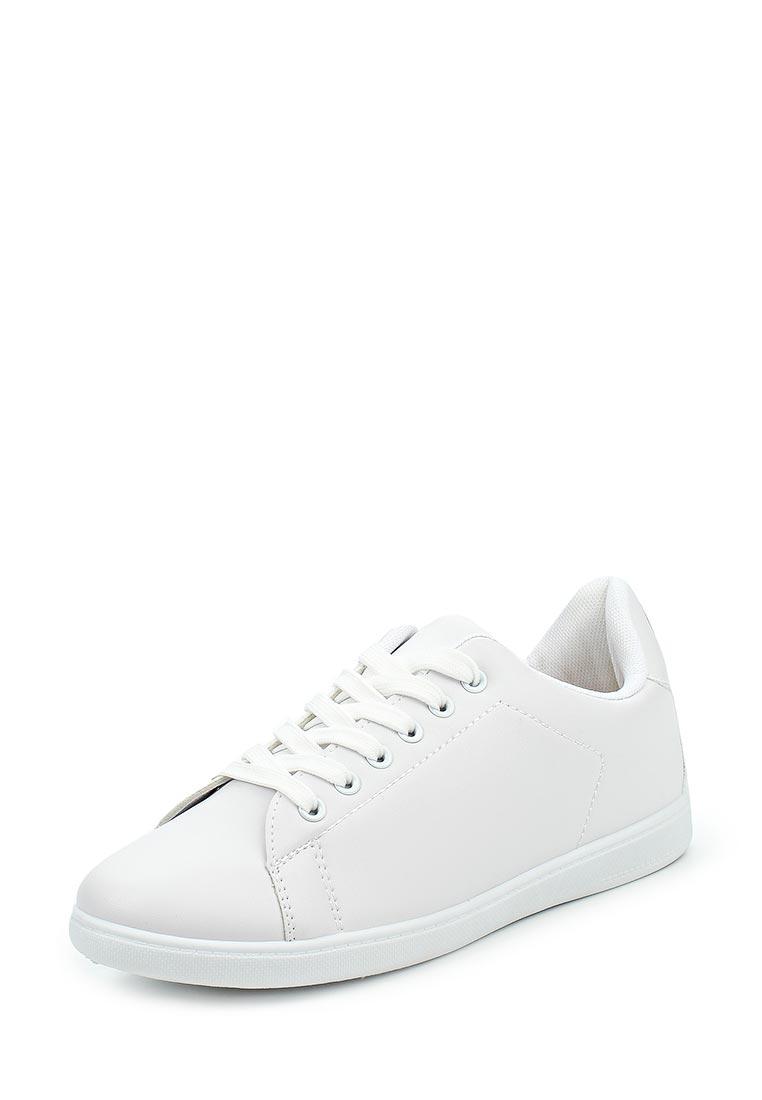 Женские кеды Ideal Shoes AL-5301