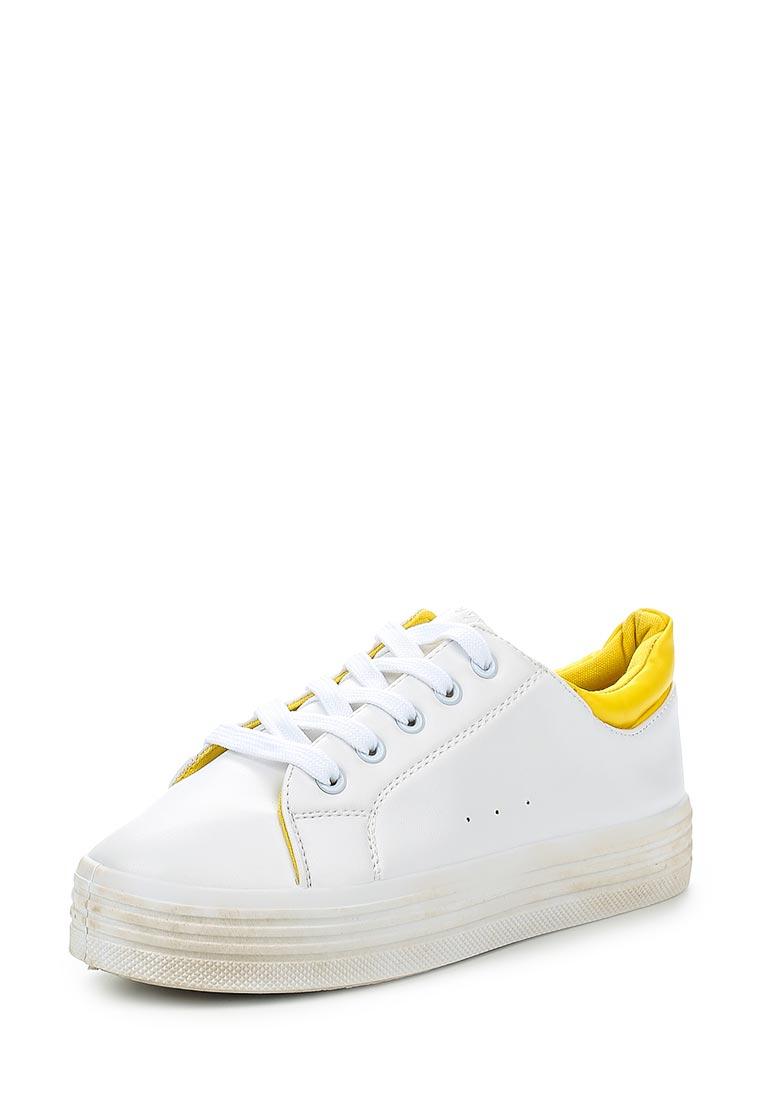Женские кеды Ideal Shoes LZ-9812