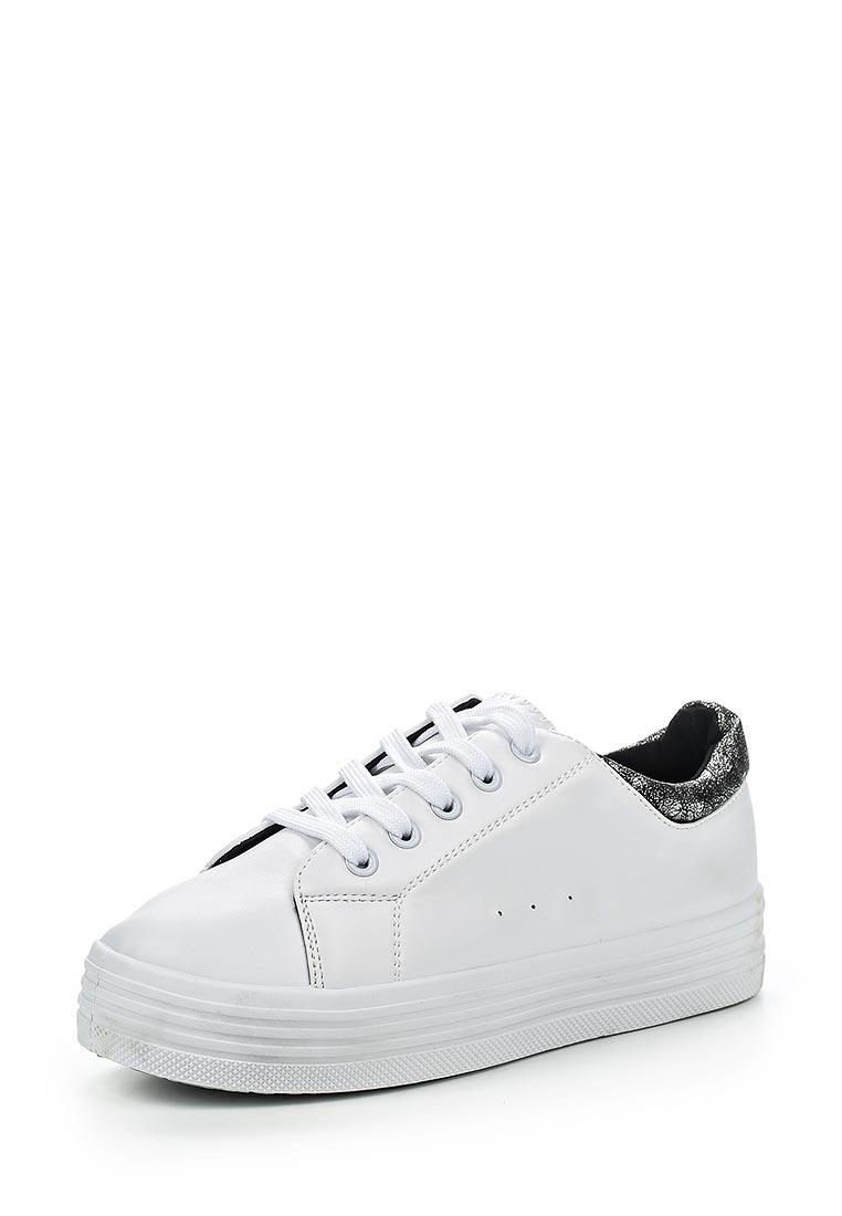 Женские кеды Ideal Shoes LZ-9813