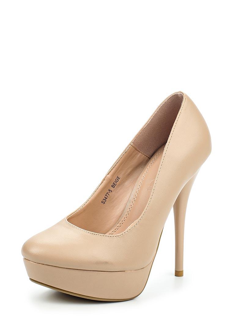Женские туфли Ideal Shoes S-3477-5
