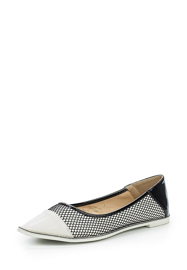 Туфли на плоской подошве Ideal Shoes TL-2437