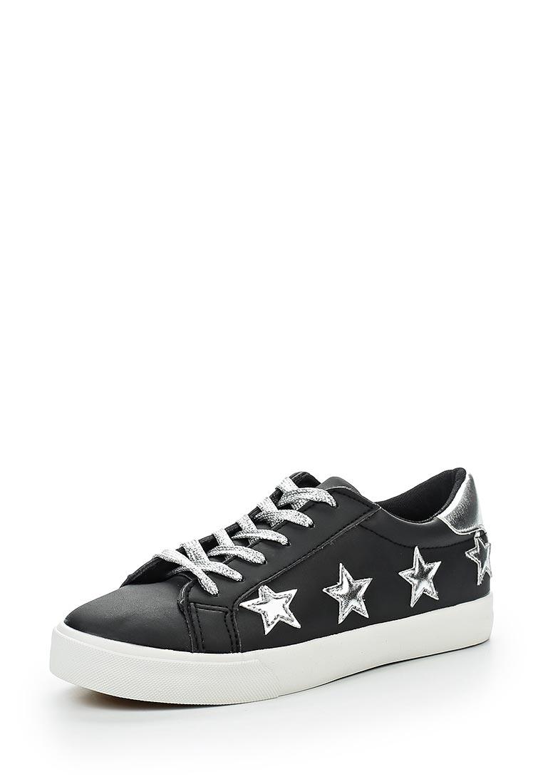 Женские кеды Ideal Shoes W-3031