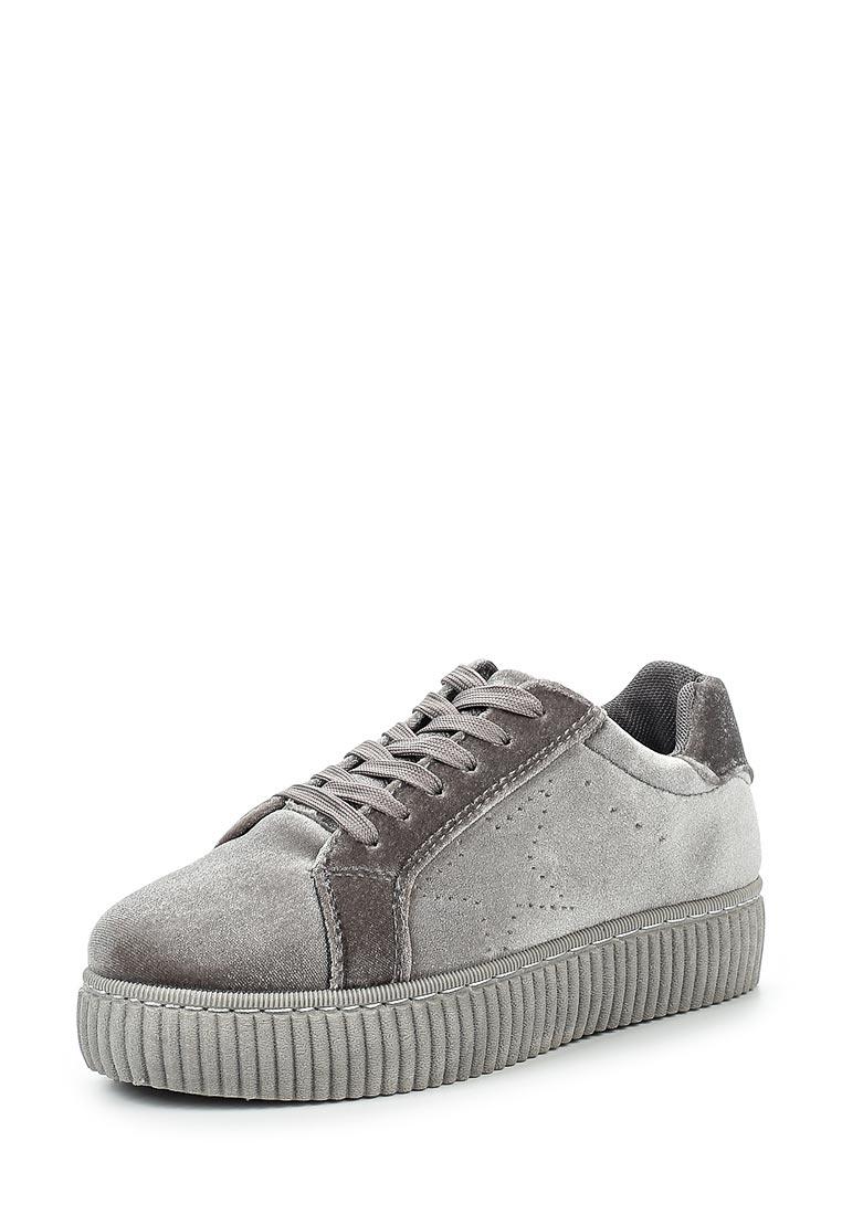 Женские кеды Ideal Shoes W-3046
