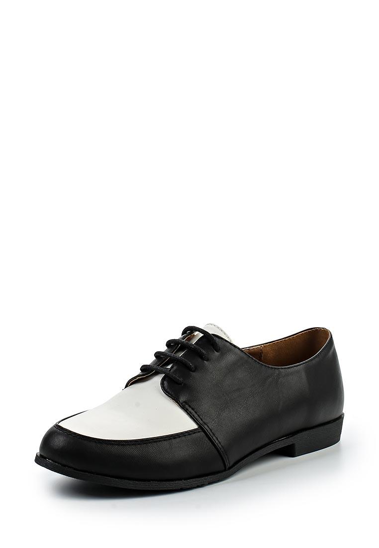 Женские ботинки Ideal Shoes BL-6215