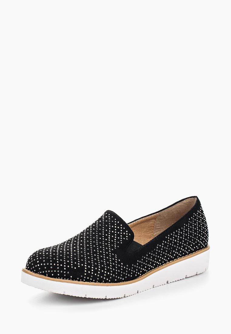 Женские слипоны Ideal Shoes G-9229