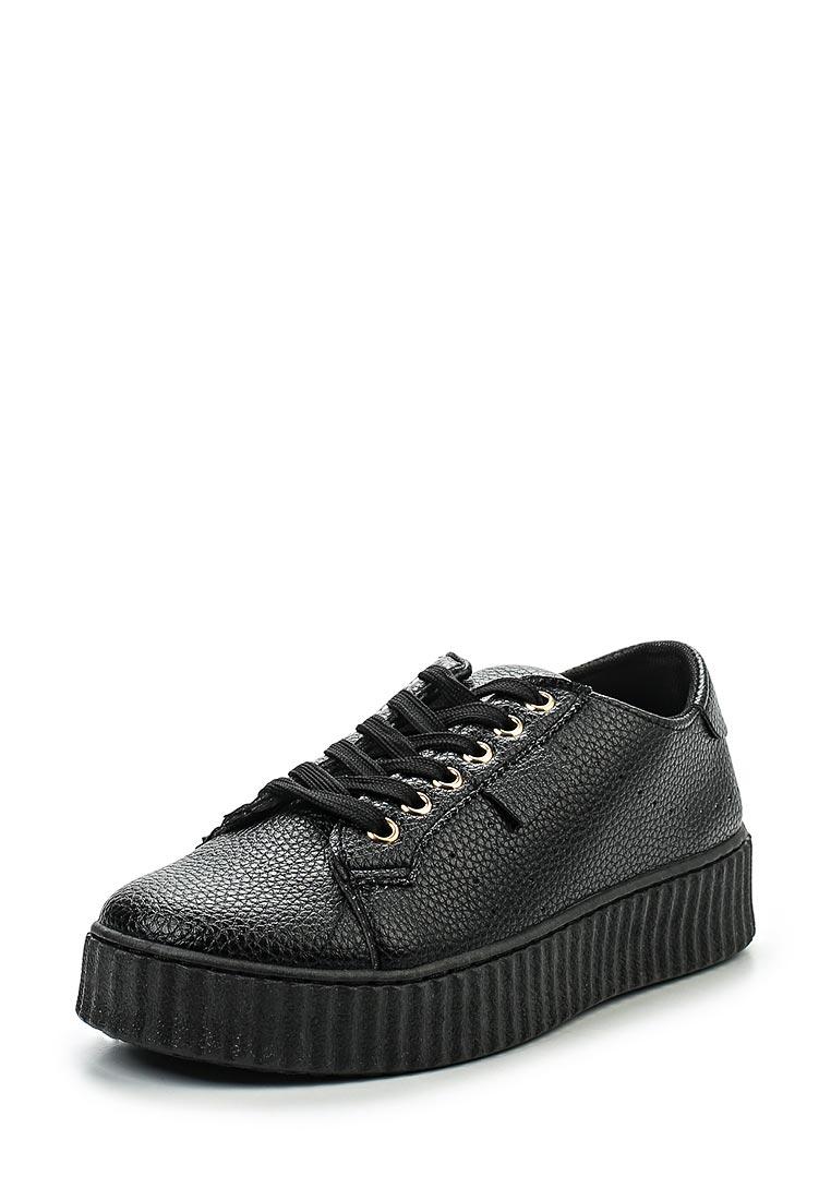 Женские кеды Ideal Shoes V-2641