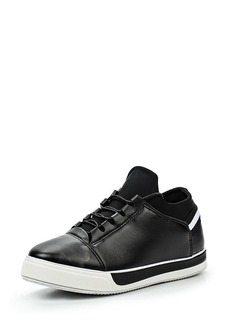 Женские кеды Ideal Shoes X-2594