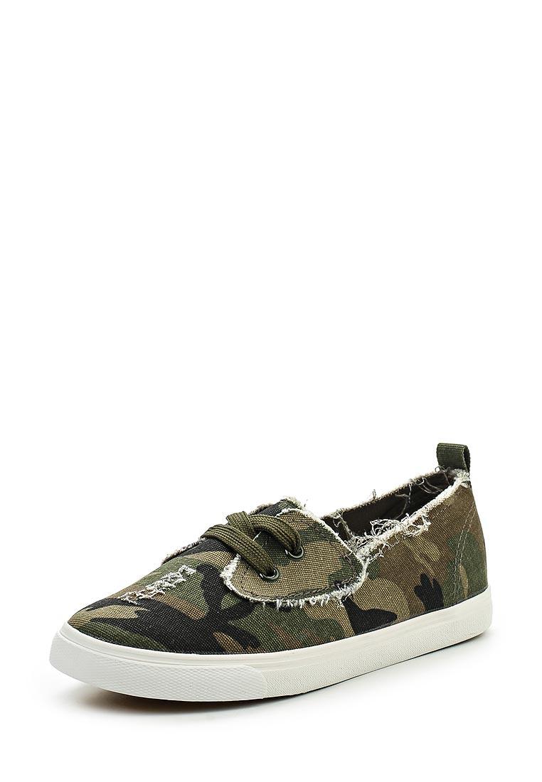 Женские кеды Ideal Shoes X-2598