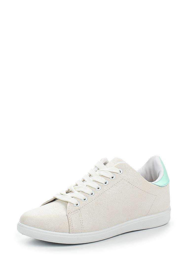 Женские кеды Ideal Shoes AL-5305