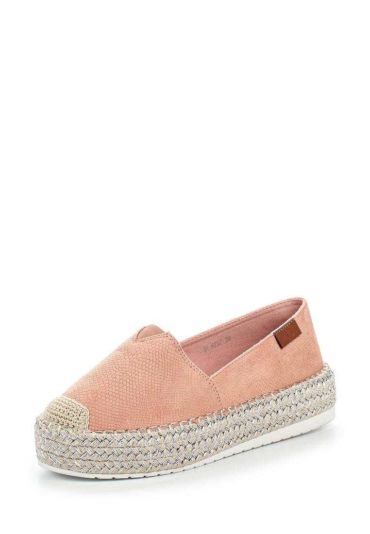 Женские эспадрильи Ideal Shoes BL-6237