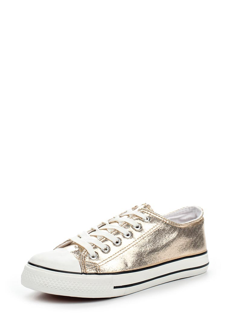 Женские кеды Ideal Shoes W-3037