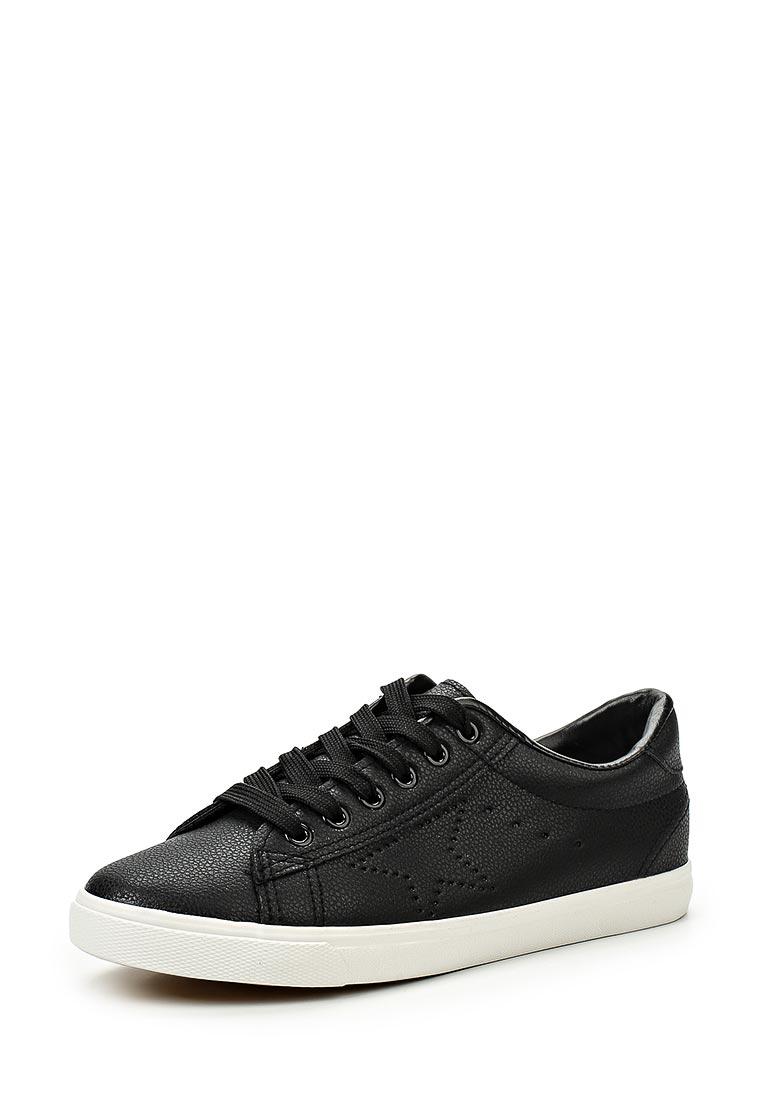 Женские кеды Ideal Shoes X-2591