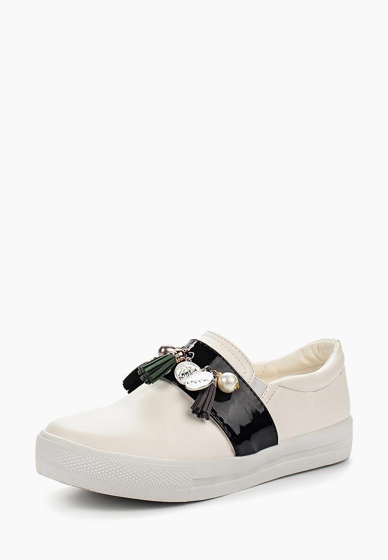 Женские слипоны Ideal Shoes L-3550