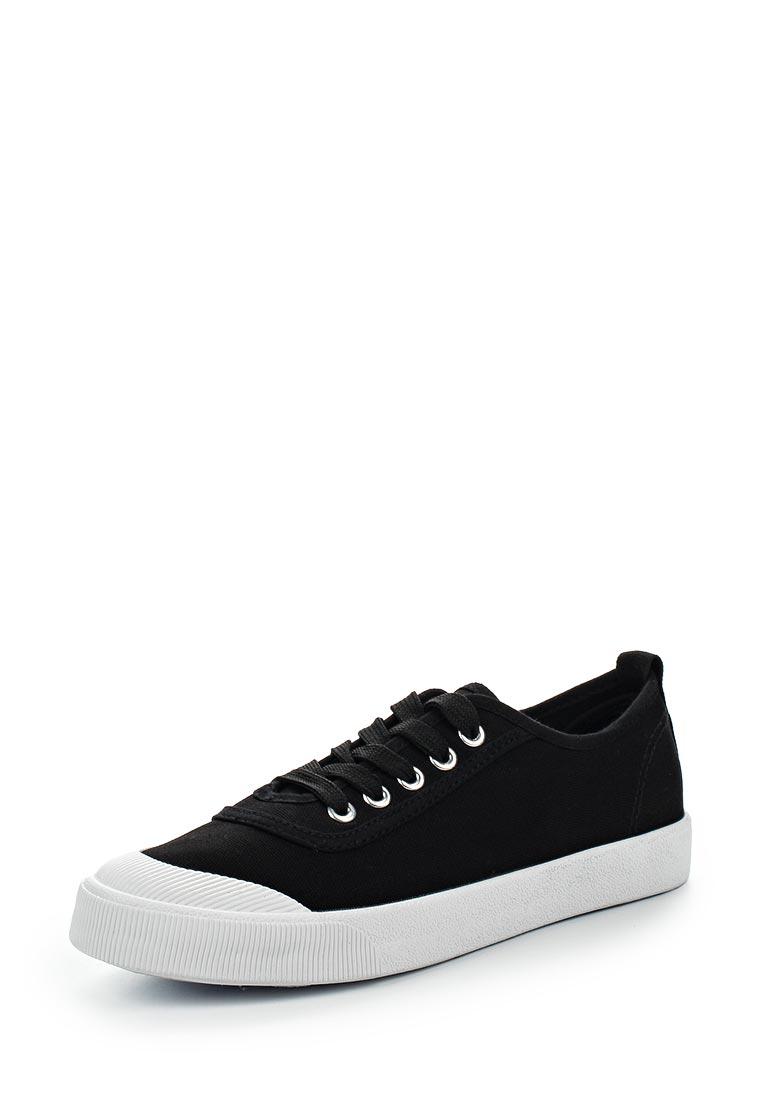 Женские кеды Ideal Shoes V-2640
