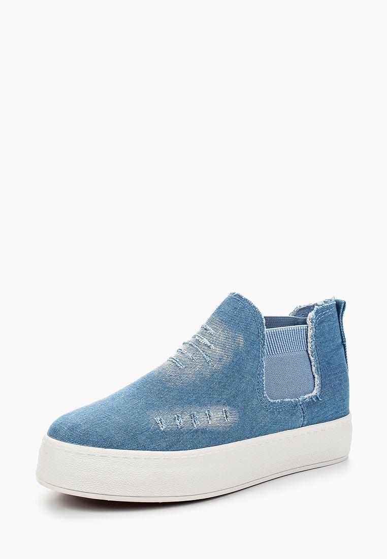 Женские слипоны Ideal Shoes X-2517