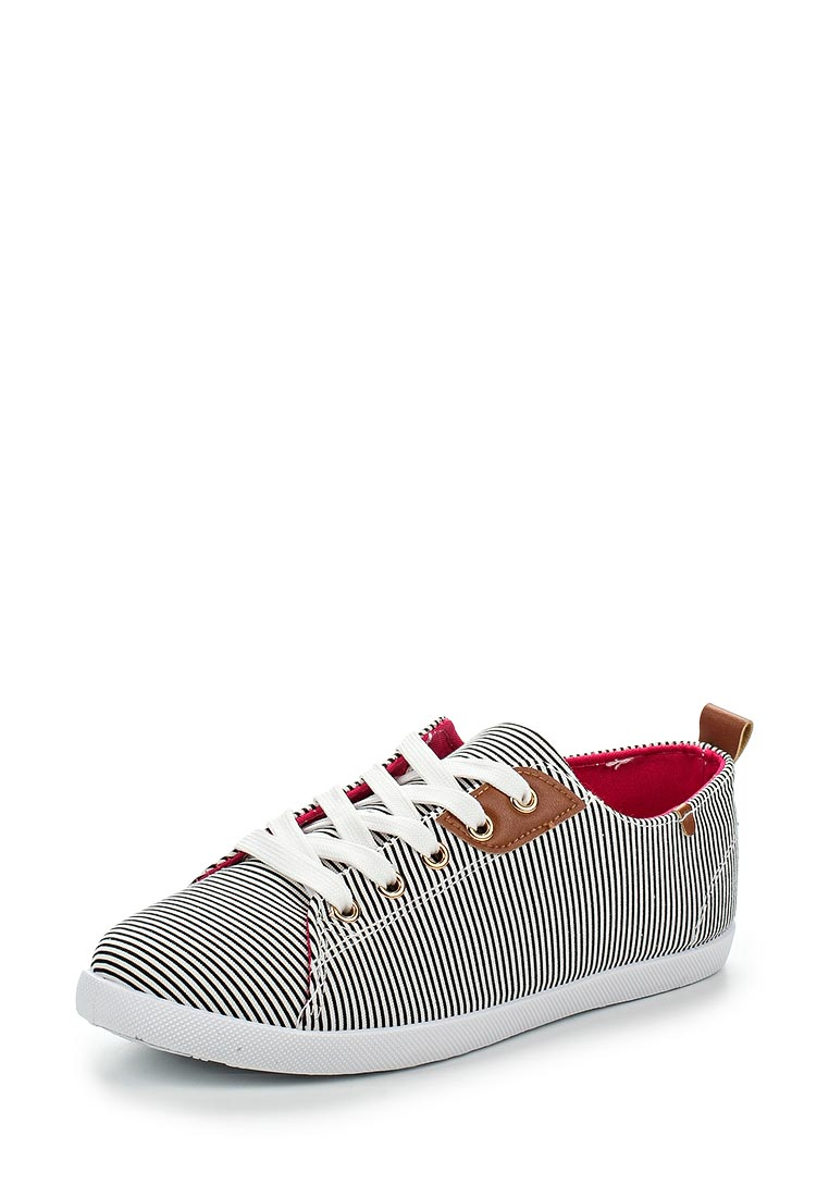 Женские кеды Ideal Shoes XJ-2687