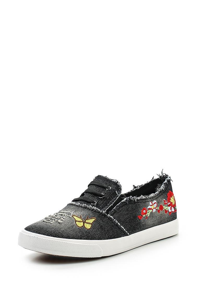 Женские кеды Ideal Shoes XJ-2692