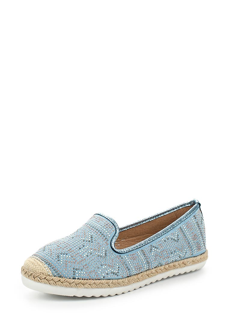 Женские эспадрильи Ideal Shoes G-9227
