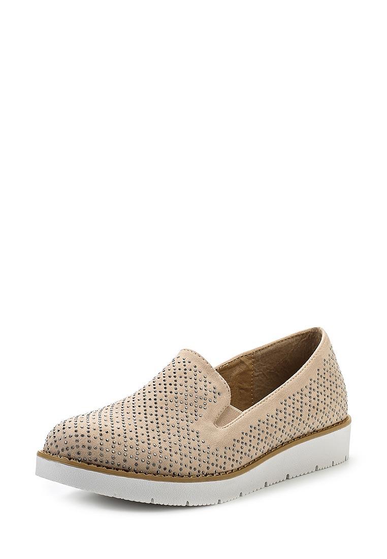 Женские лоферы Ideal Shoes G-9229