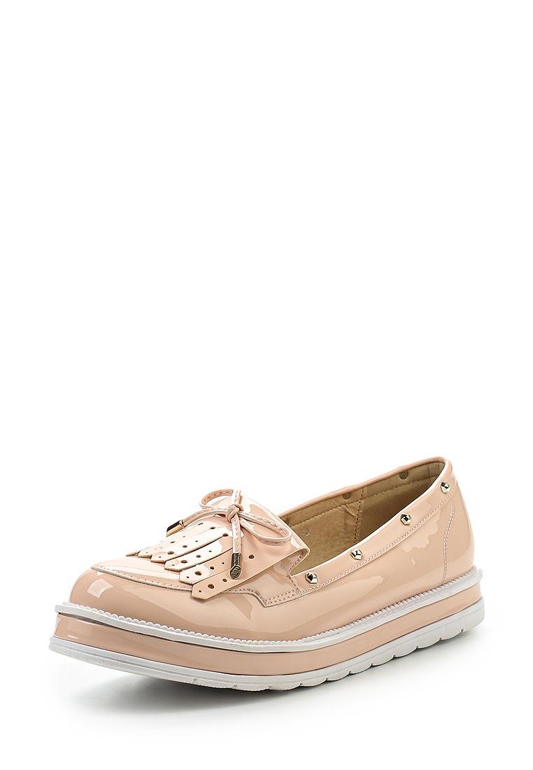 Женские лоферы Ideal Shoes G-9230
