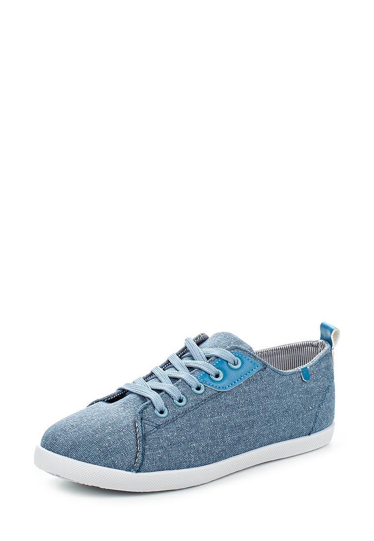 Женские кеды Ideal Shoes XJ-2686