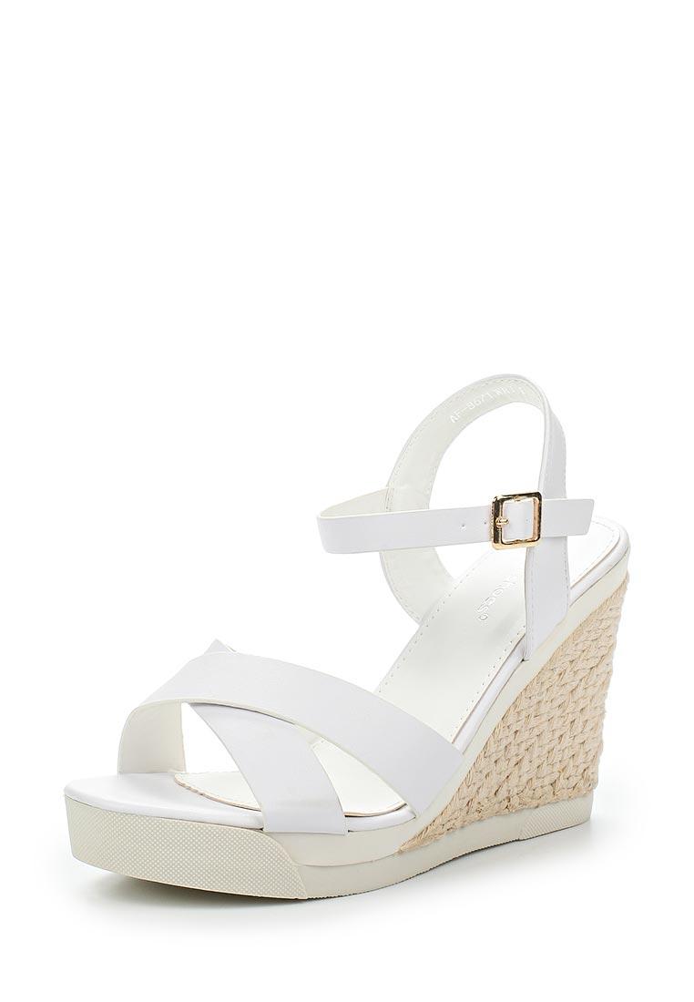 Женские эспадрильи Ideal Shoes AF-8671