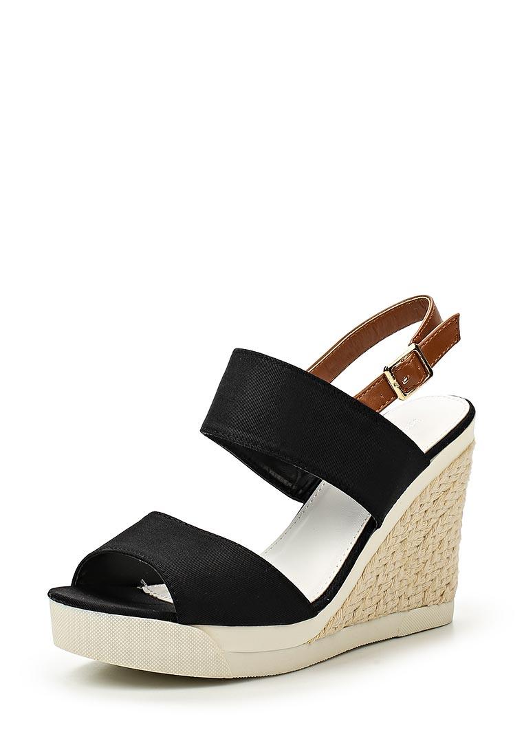 Женские эспадрильи Ideal Shoes AF-8673