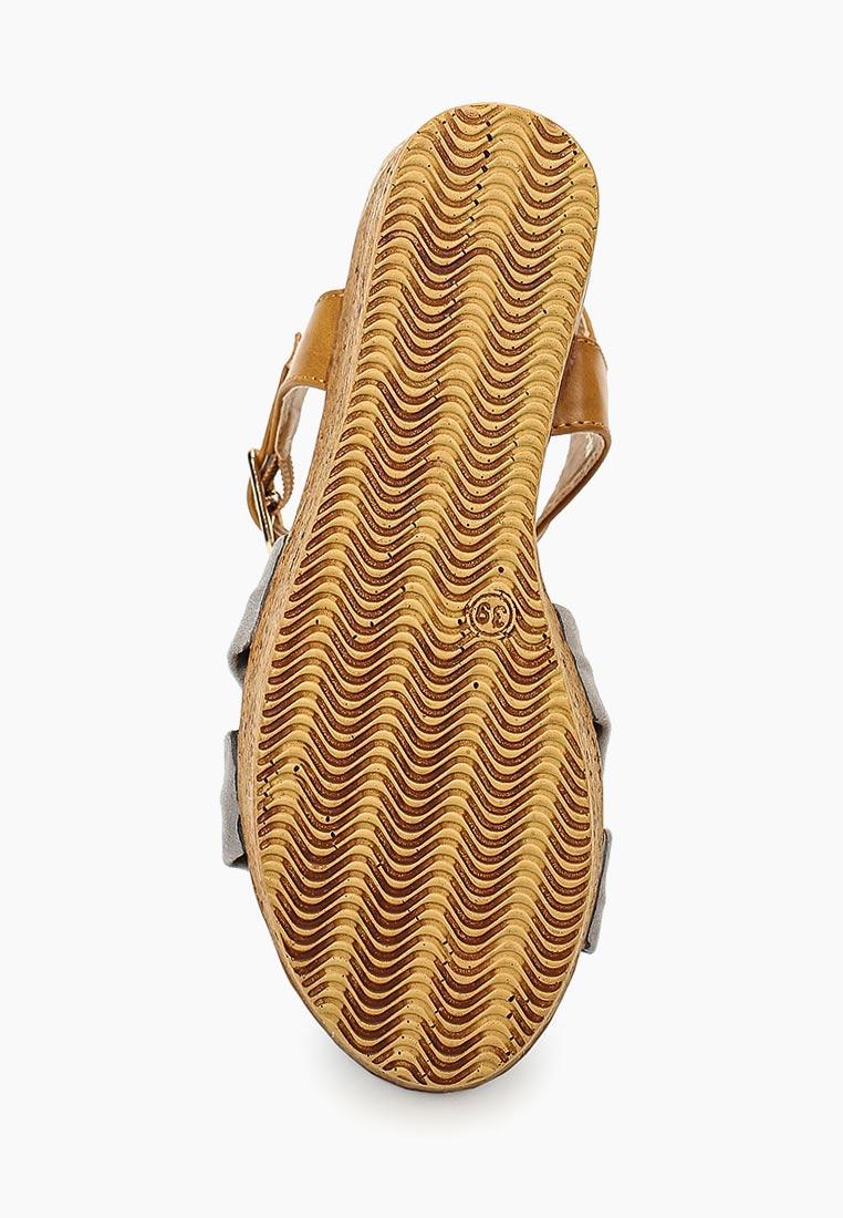 Женские босоножки Ideal Shoes BM-9016: изображение 3