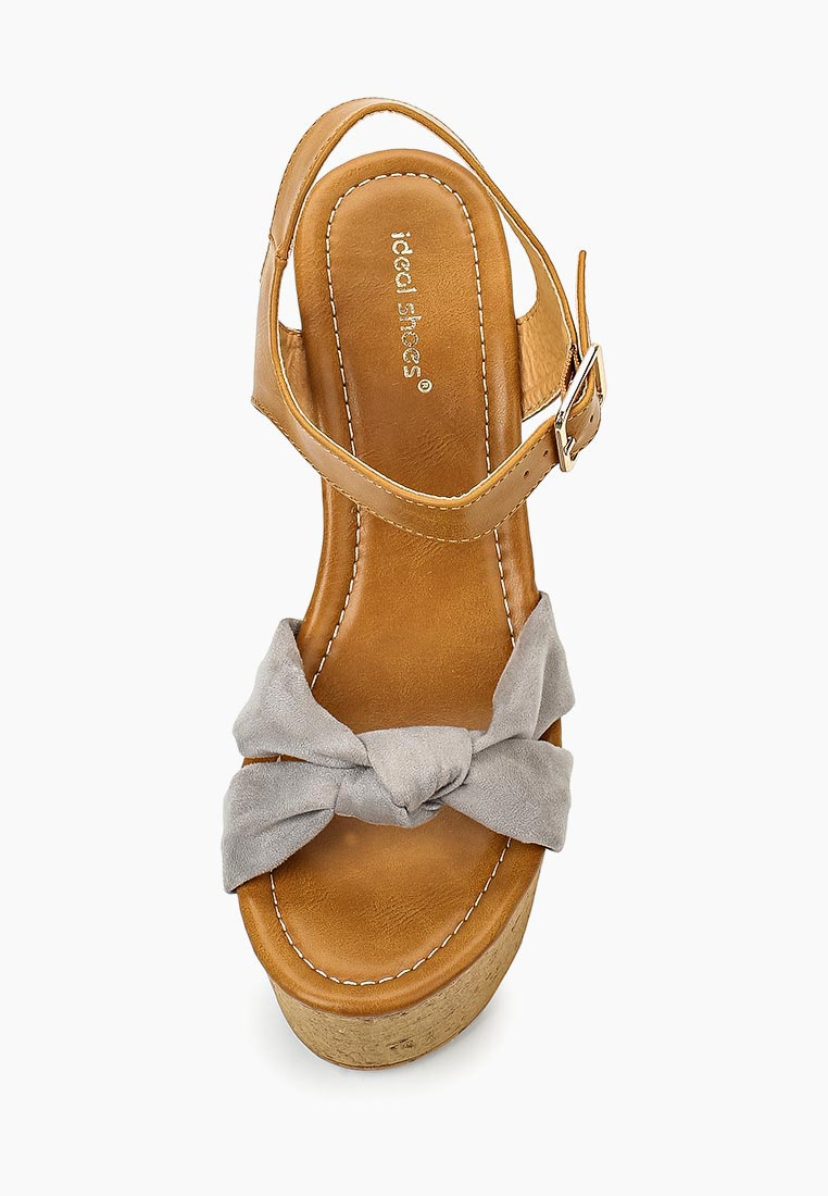 Женские босоножки Ideal Shoes BM-9016: изображение 4