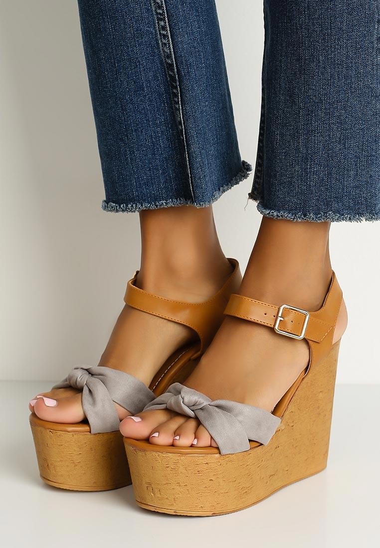 Женские босоножки Ideal Shoes BM-9016: изображение 5