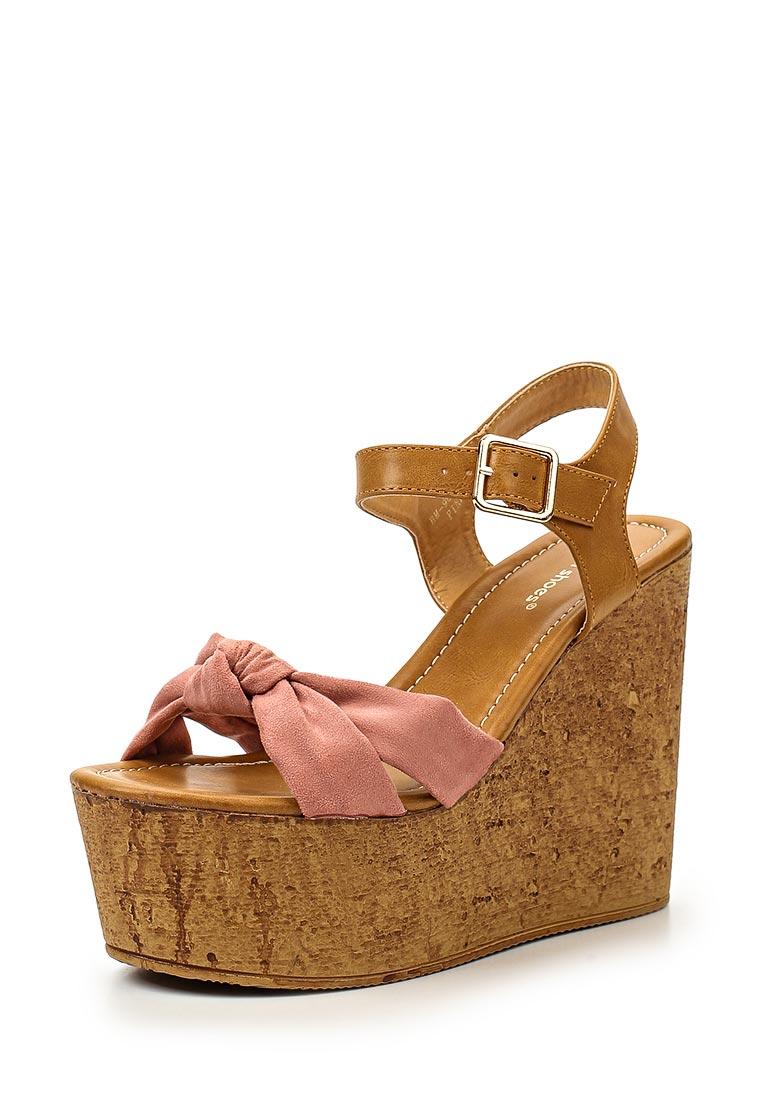 Женские босоножки Ideal Shoes BM-9016