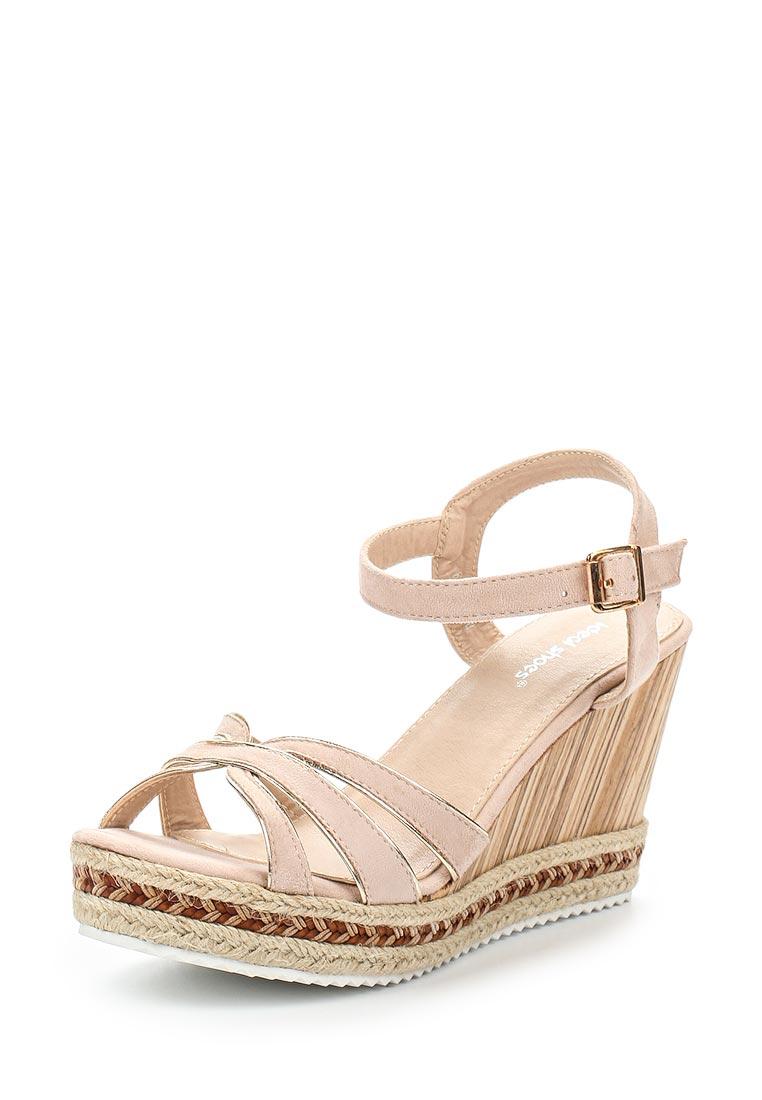 Женские эспадрильи Ideal Shoes D-6535