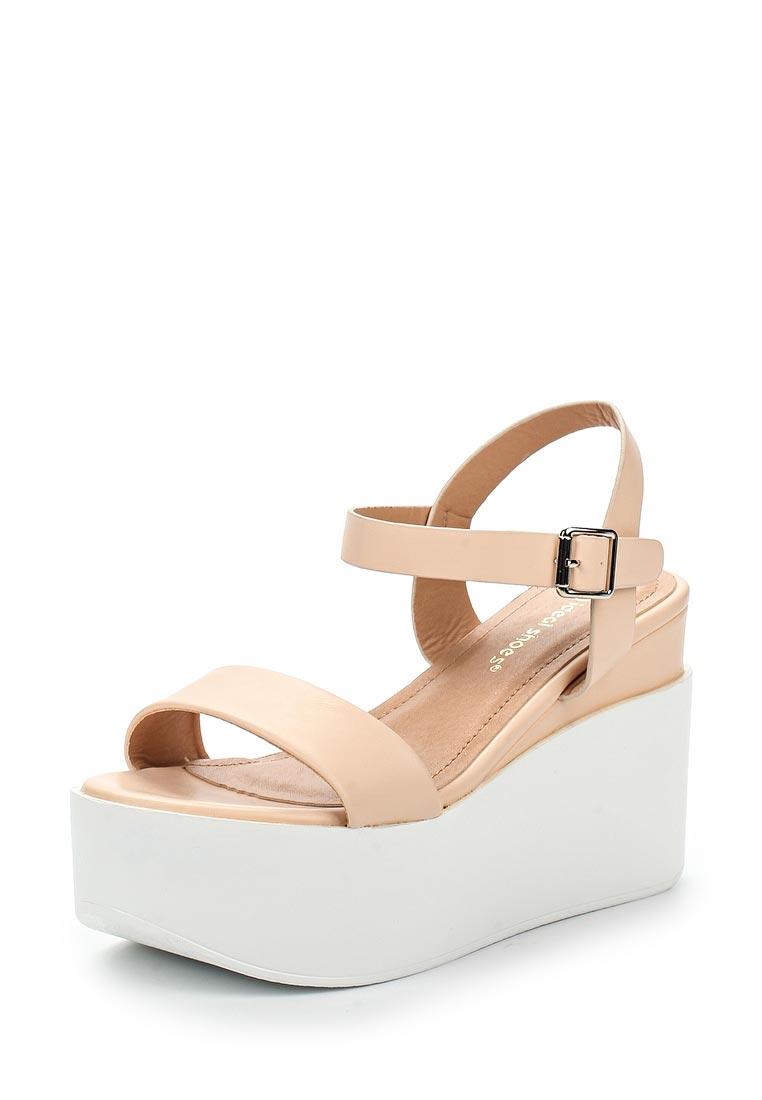 Женские босоножки Ideal Shoes FD-2643