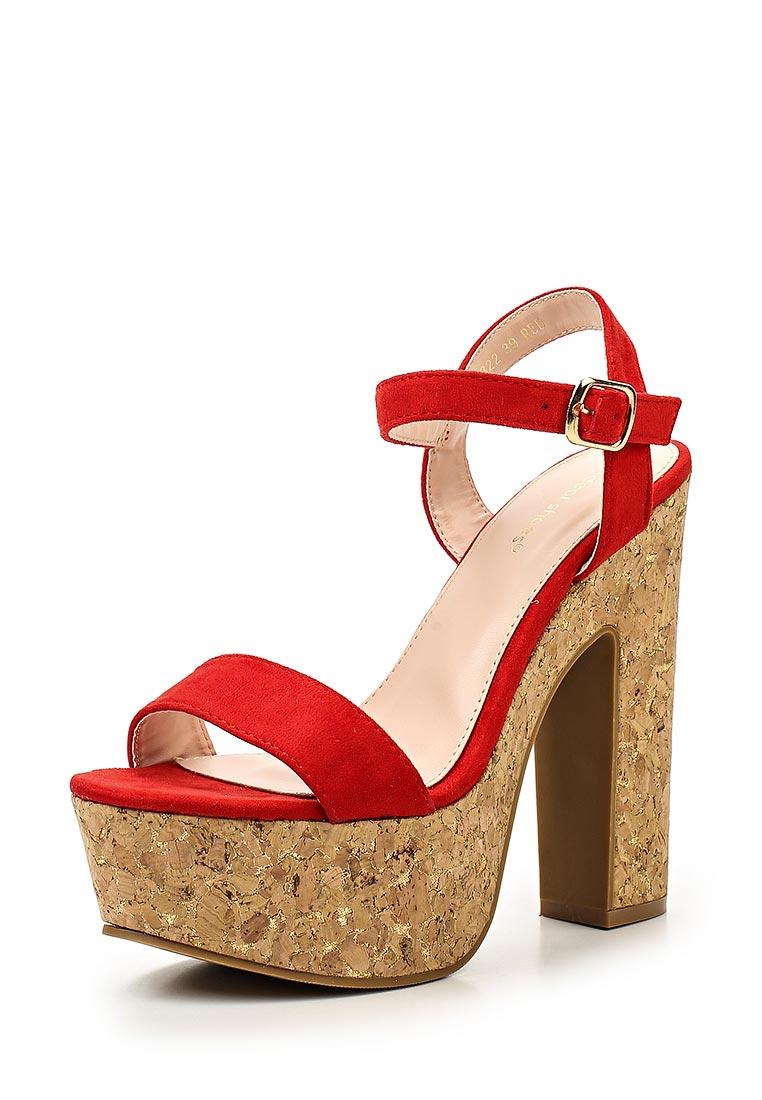 Женские босоножки Ideal Shoes FL-5822