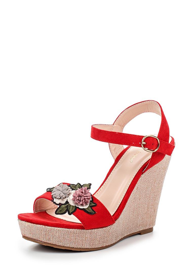 Женские босоножки Ideal Shoes FL-5825