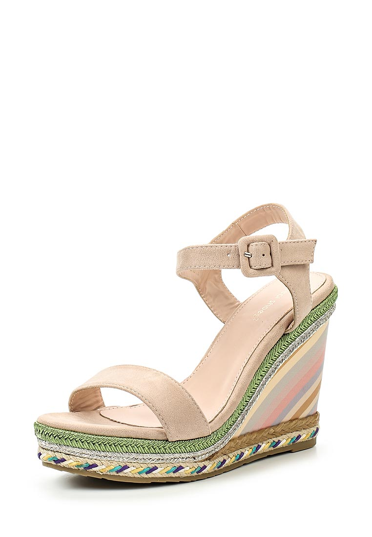 Женские эспадрильи Ideal Shoes FL-5827