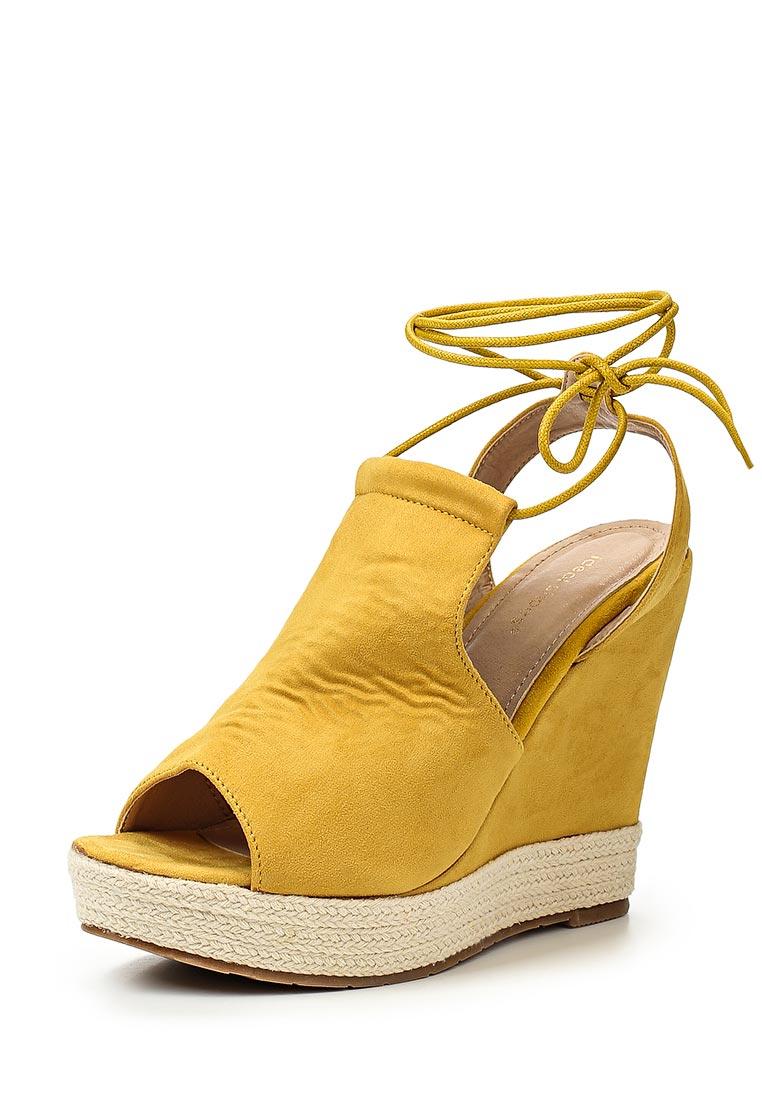 Женские эспадрильи Ideal Shoes FL-5832