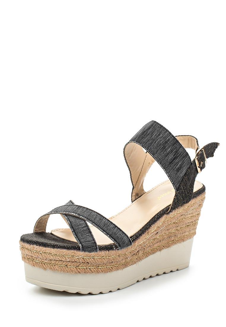 Женские эспадрильи Ideal Shoes FL-5833