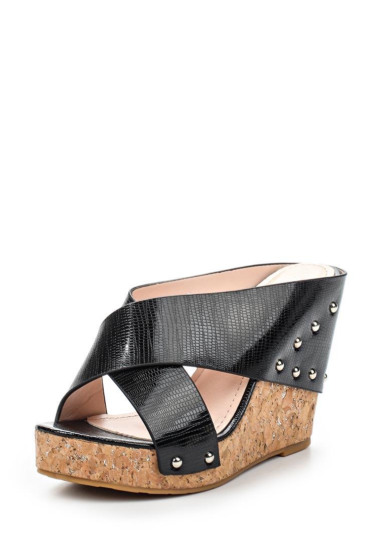 Женские сабо Ideal Shoes FL5837
