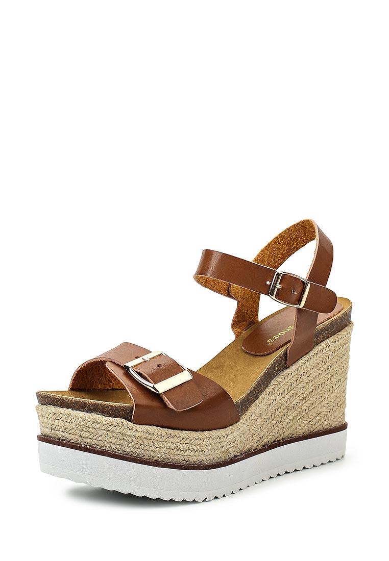 Женские босоножки Ideal Shoes FX-2609