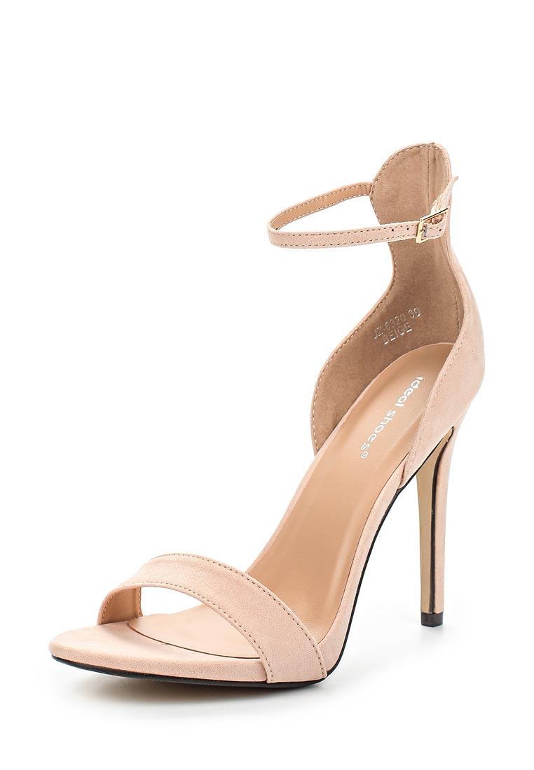 Женские босоножки Ideal Shoes JZ-6320